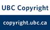 UBC Copyright